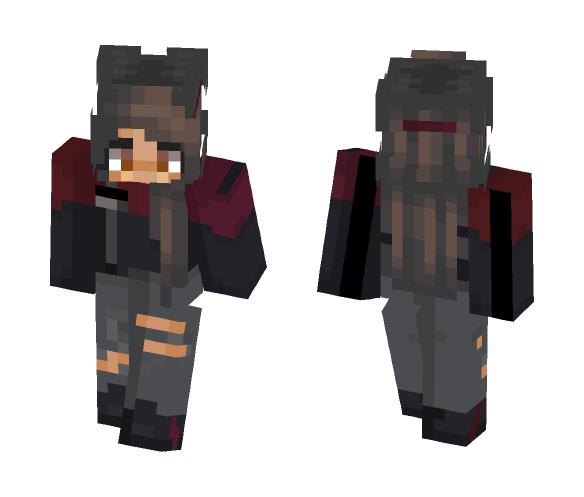 ~Tomboy~ - Female Minecraft Skins - image 1