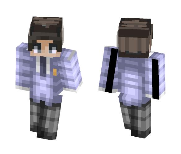 ~ Mori - OHSHC ~ - Male Minecraft Skins - image 1