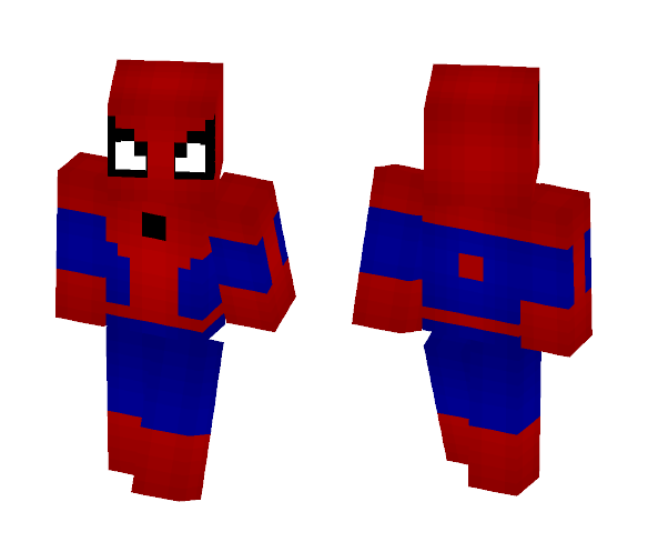 Spider-Man - Comics Minecraft Skins - image 1