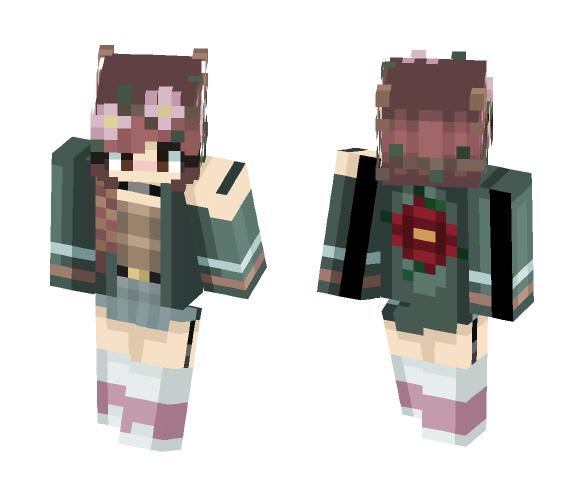 | Nobody Is Home | ~* Marma *~ - Female Minecraft Skins - image 1