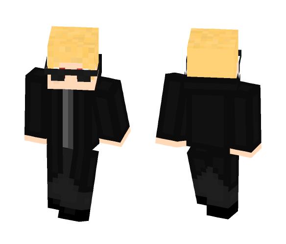 Albert Wesker (Resident Evil 4) - Male Minecraft Skins - image 1