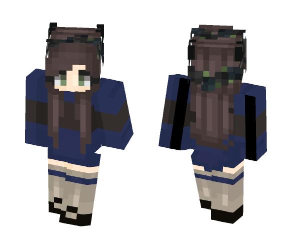 For Liv - Female Minecraft Skins - image 1