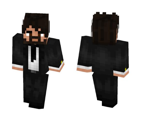 John Wick - Male Minecraft Skins - image 1