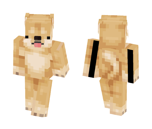DOGE - Other Minecraft Skins - image 1