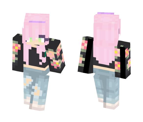 For IAesthetiCat - Female Minecraft Skins - image 1
