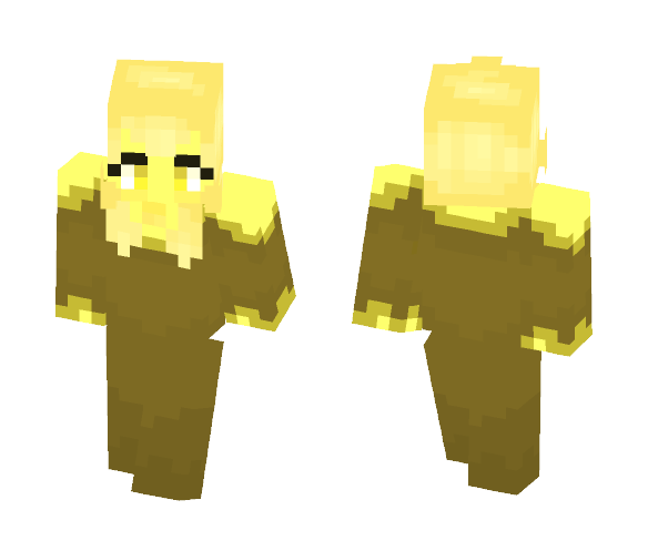 Yellow Diamond (My AU) - Other Minecraft Skins - image 1