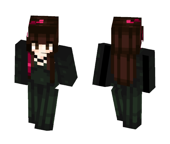+ Gothic Fairy Yui + - Female Minecraft Skins - image 1