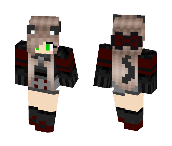 Semi-Formal - Female Minecraft Skins - image 1