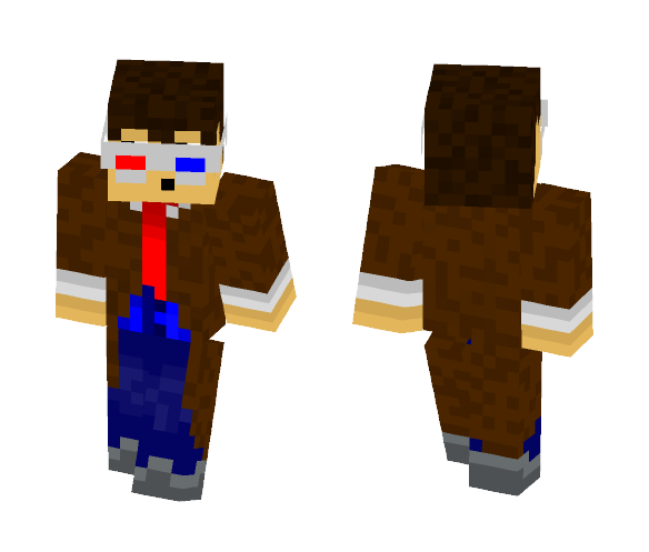 The Doctor - Male Minecraft Skins - image 1