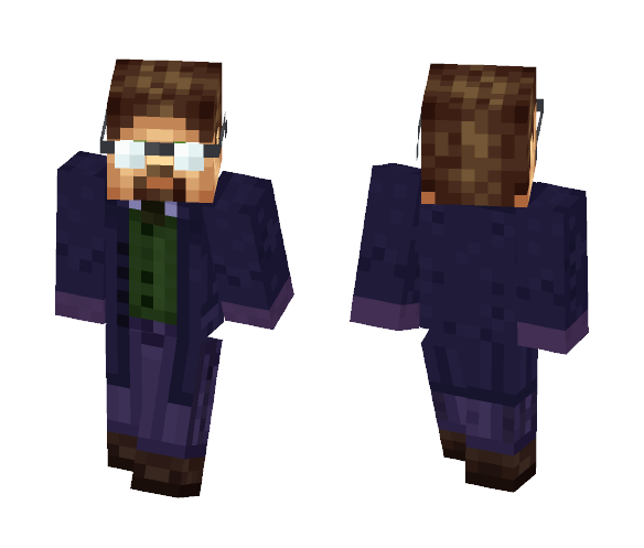 The Perfessional - Other Minecraft Skins - image 1