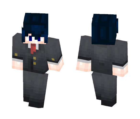 My Avatar - Male Minecraft Skins - image 1