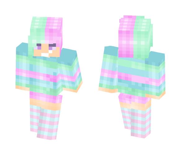 Gummy boy - Boy Minecraft Skins - image 1