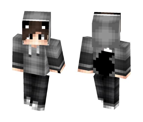 Shy wolf boy - Boy Minecraft Skins - image 1