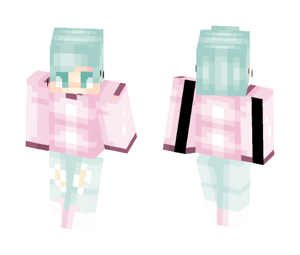 gley ➳ the sound - Male Minecraft Skins - image 1