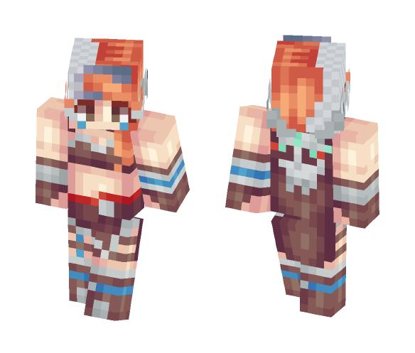 ◊€∆†◊ | [Request] Hilda - Female Minecraft Skins - image 1