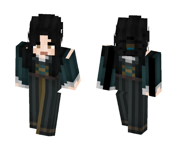 Lady in Waiting [LoTC] - Female Minecraft Skins - image 1