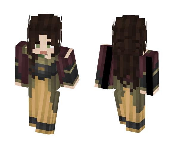 Aristocrat [LoTC] - Female Minecraft Skins - image 1