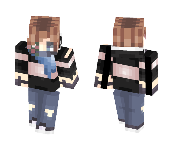 ~I Wanted to be a Ninja ~ - Male Minecraft Skins - image 1