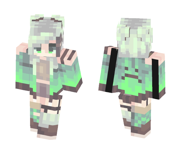 Personal // Alts - Female Minecraft Skins - image 1