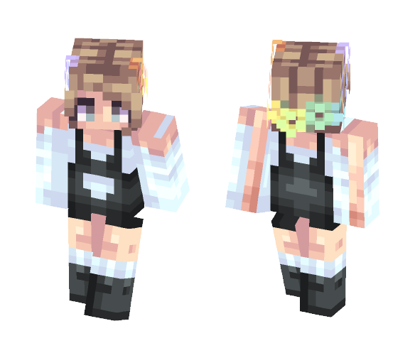 """Two High"" ftw request - Female Minecraft Skins - image 1"