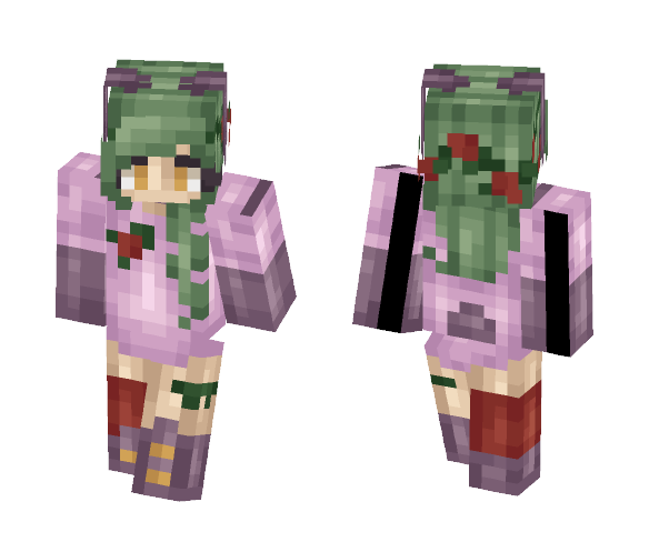 I can hardly breath - Female Minecraft Skins - image 1