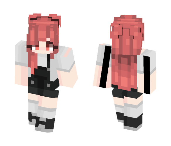 Cherry - Female Minecraft Skins - image 1