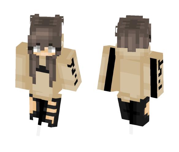Supreme º - Female Minecraft Skins - image 1