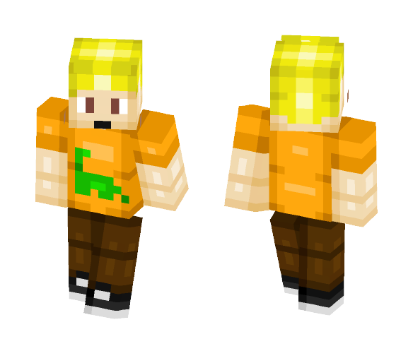 sketch (youtuber) - Male Minecraft Skins - image 1
