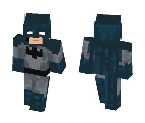 Batman (Rebirth) - Batman Minecraft Skins - image 1