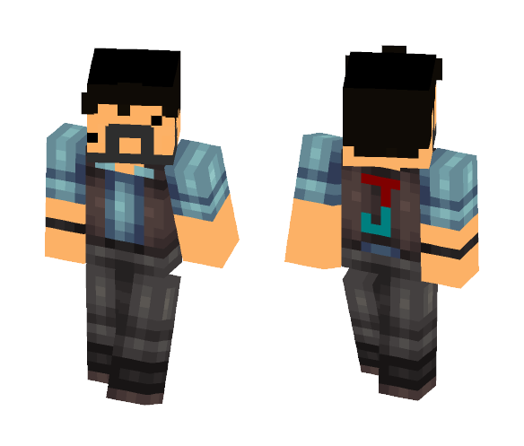 Jerry - Original from Tokyo Soul S2 - Male Minecraft Skins - image 1