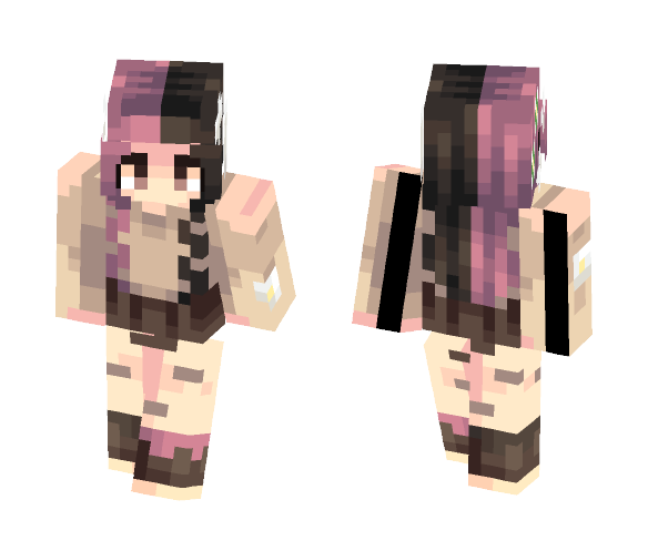 Dead to me / - Female Minecraft Skins - image 1