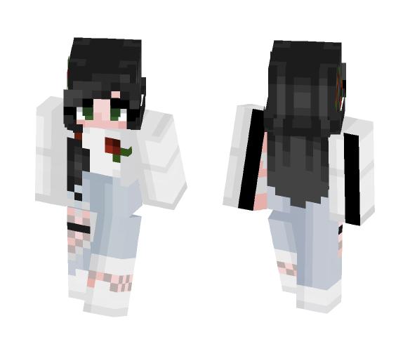 roses roses roses~ - Female Minecraft Skins - image 1