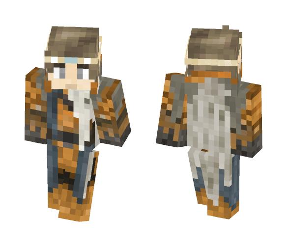 Elven Wanderer - Male Minecraft Skins - image 1