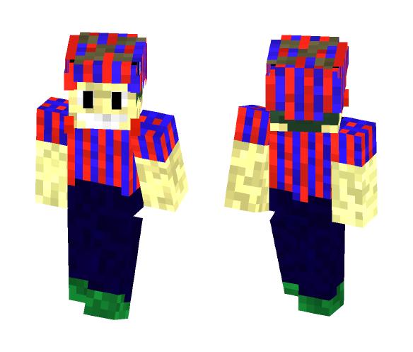 ballon boy - Boy Minecraft Skins - image 1