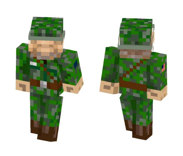 Yessssssööörrr!! - Male Minecraft Skins - image 1