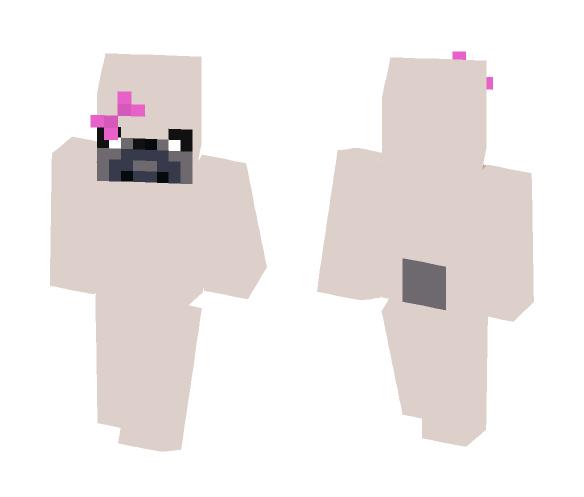 Pug - Female - Female Minecraft Skins - image 1