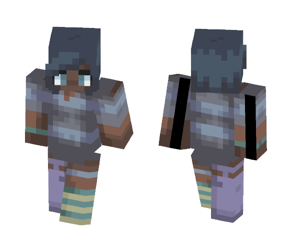 I don't need nothin' else but you - Female Minecraft Skins - image 1