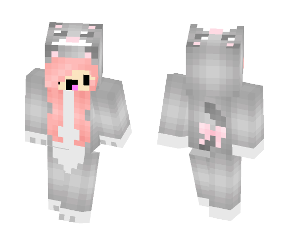 My Very Old Skin + Alts - Female Minecraft Skins - image 1