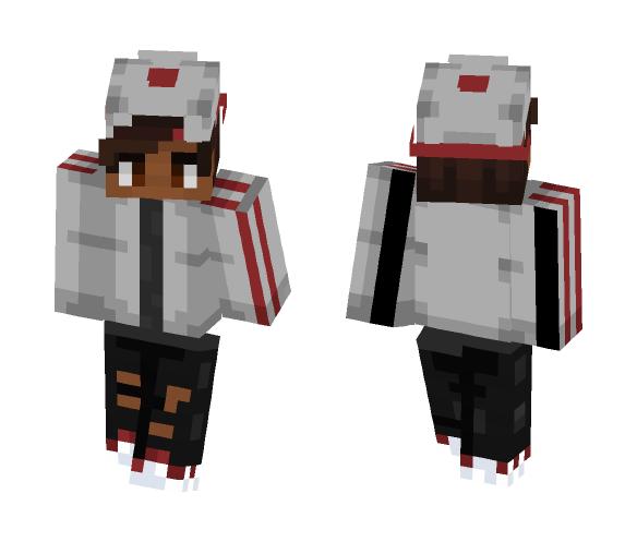 My own Original me - Male Minecraft Skins - image 1