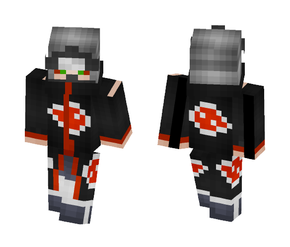 Kakuzu - Male Minecraft Skins - image 1