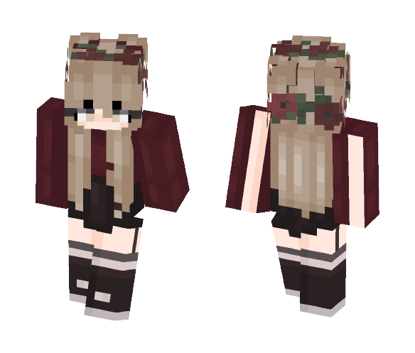 Autumn♥ - Female Minecraft Skins - image 1