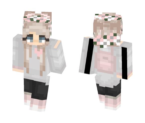 Adore - Female Minecraft Skins - image 1