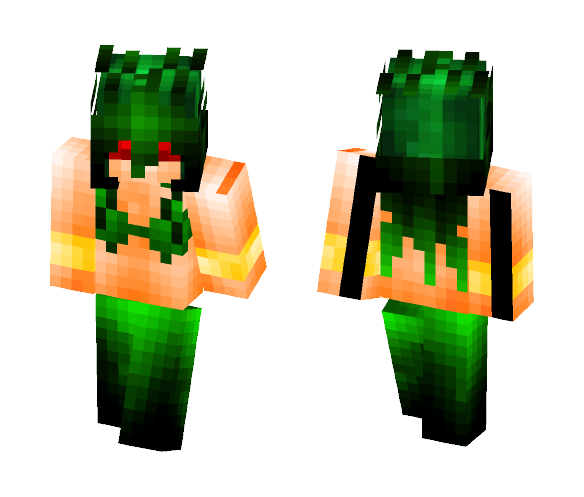 Medusa - Female Minecraft Skins - image 1