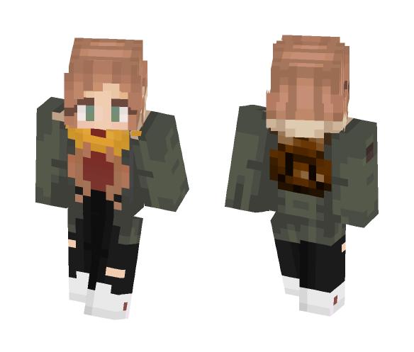 Eva Kviig Mohn | Skam ♡ - Female Minecraft Skins - image 1