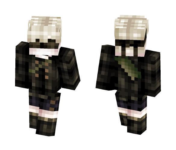 ヨルハ久号S型 - Male Minecraft Skins - image 1