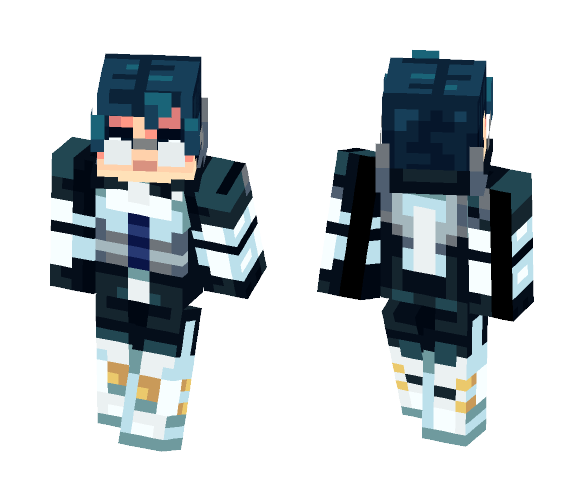 Tenya Iida [Hero Academia] - Male Minecraft Skins - image 1