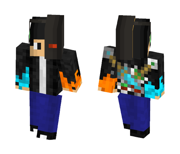 Master Assasin - Male Minecraft Skins - image 1
