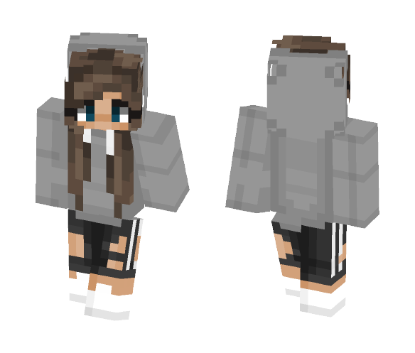 ~ E d i t ~ # 1 - Female Minecraft Skins - image 1