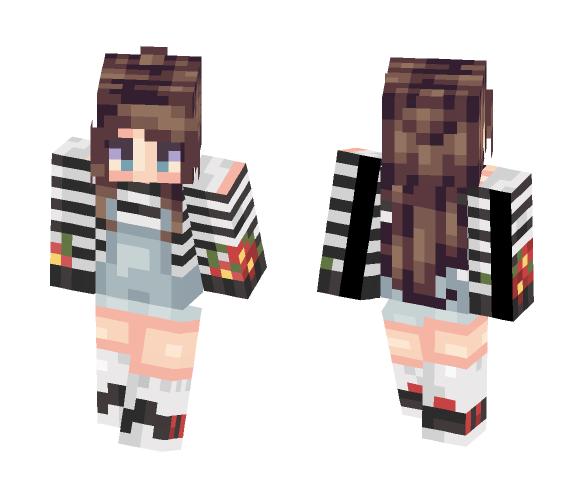 akaibara. - Female Minecraft Skins - image 1