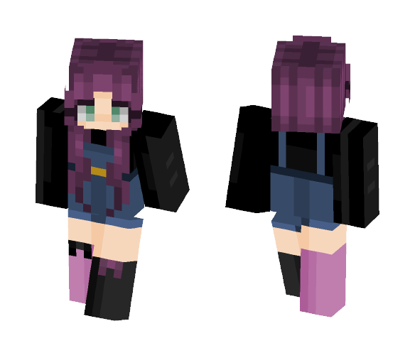 Daydrean believer - Female Minecraft Skins - image 1